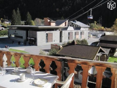 Flat in Chamonix mont blanc - Vacation, holiday rental ad # 63788 Picture #2