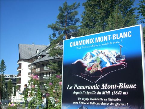 Flat in Chamonix mont blanc - Vacation, holiday rental ad # 63788 Picture #3