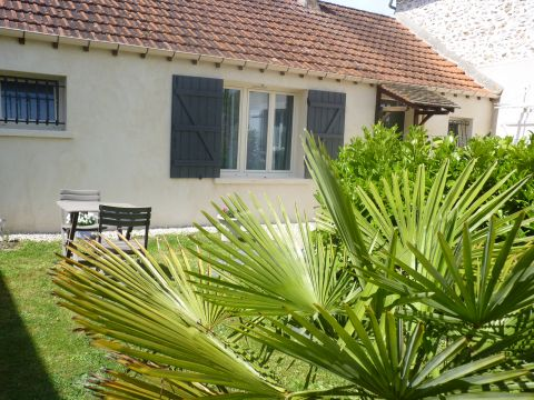 Gite in Moisenay for rent for  2 people - rental ad #63824
