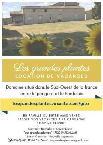 Gite in Pardaillan - Vacation, holiday rental ad # 63827 Picture #15