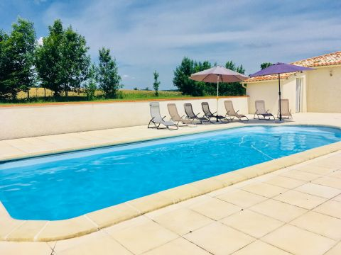 Gite in Pardaillan - Vacation, holiday rental ad # 63827 Picture #8