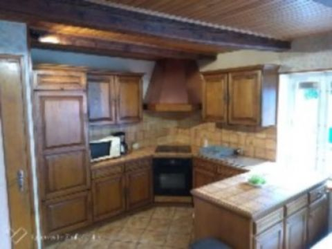 House in La Tour d'Auvergne - Vacation, holiday rental ad # 63835 Picture #2