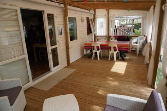 Mobile home in VALRAS-PLAGE - Vacation, holiday rental ad # 63915 Picture #3
