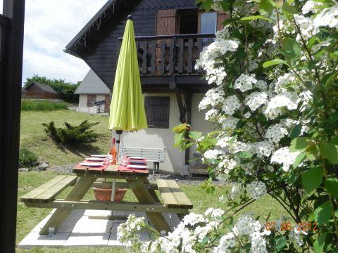 Chalet in Besse en Chandesse - Vacation, holiday rental ad # 63950 Picture #14