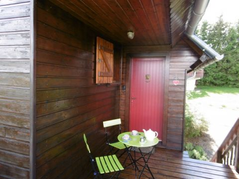Chalet in Besse en Chandesse - Vacation, holiday rental ad # 63950 Picture #2