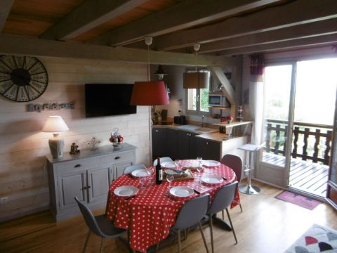 Chalet in Besse en Chandesse - Vacation, holiday rental ad # 63950 Picture #3