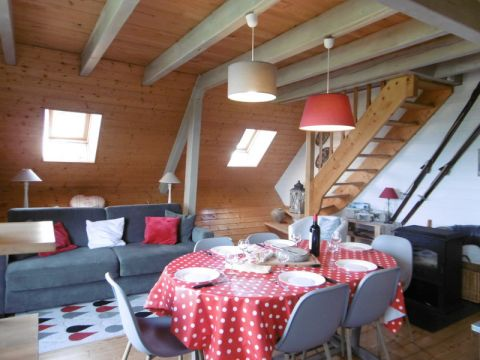 Chalet in Besse en Chandesse - Vacation, holiday rental ad # 63950 Picture #4