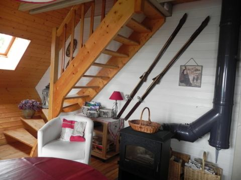 Chalet in Besse en Chandesse - Vacation, holiday rental ad # 63950 Picture #5