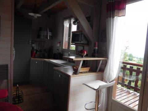 Chalet in Besse en Chandesse - Vacation, holiday rental ad # 63950 Picture #6