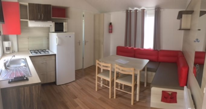 Mobile home in Saint hilaire de riez - Vacation, holiday rental ad # 63956 Picture #8
