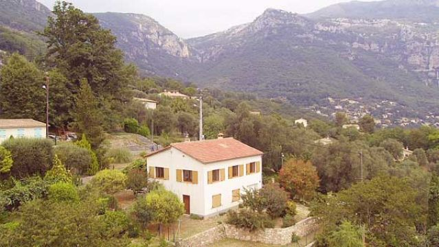 House in Cannes-Le Bar sur Loup - Vacation, holiday rental ad # 63957 Picture #0