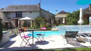 Gite Gennes - 5 people - holiday home  #63005
