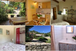 Gite Forcalquier - 2 people - holiday home  #63036