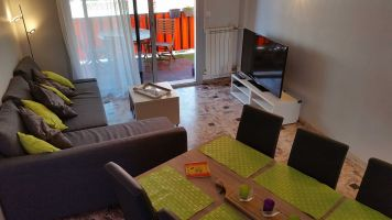 Flat 7 people Cagnes Sur Mer - holiday home  #63320