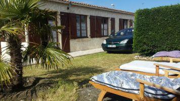 Maison 5 personnes St Georges D Oleron - location vacances  n°63342