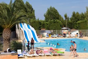 Mobil-home Vic La Gardiole - 6 personnes - location vacances  n°63398