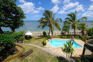 Maison Baie Du Tombeau - 7 personnes - location vacances  n°63406