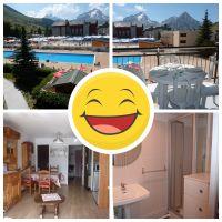Studio Les 2 Alpes - 5 personen - Vakantiewoning  no 63434