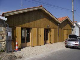 Maison Vendays-montalivet - 2 personnes - location vacances  n°63444