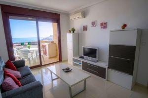 Appartement Peniscola - 4 personnes - location vacances  n°63490