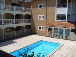 Appartement 5 personnes Capbreton 40 - location vacances  n°63545