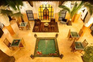 Maison 23 personnes Marrakech - location vacances  n°63659