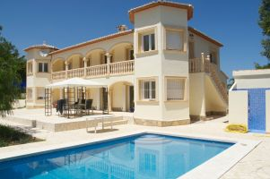 House Moraira - 8 people - holiday home  #63675