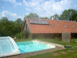Gite in Eternoz for   15 •   with private pool