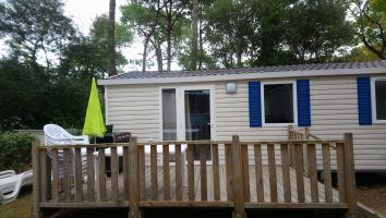 Mobile home Saint Brevin Les Pins - 6 people - holiday home  #63791