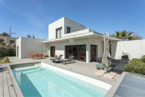Maison Cap D Agde-rochelongue - 8 personnes - location vacances  n°63814
