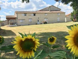 Gite Pardaillan - 8 people - holiday home  #63827
