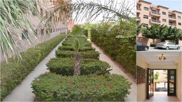 Casa en Marrakech para  3 •   con piscina compartida