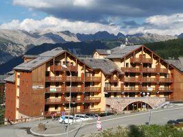Appartement Risoul 1850 - 6 personnes - location vacances  n°63842