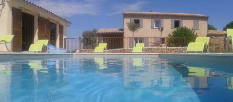 Gite Mondragon  - location vacances  n°63973