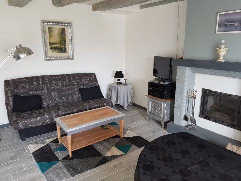Gite in Plumaudan for rent for  5 people - rental ad #64005