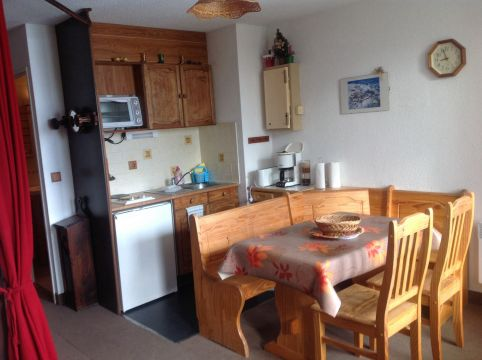 Studio in Orciere merlette - Vacation, holiday rental ad # 64036 Picture #6