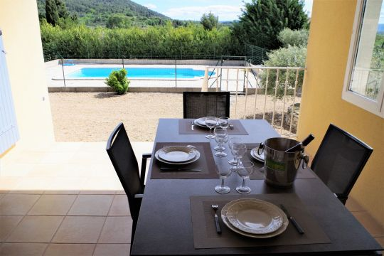 Gite in SAINT SATURNIN LES APT - Vacation, holiday rental ad # 64048 Picture #1