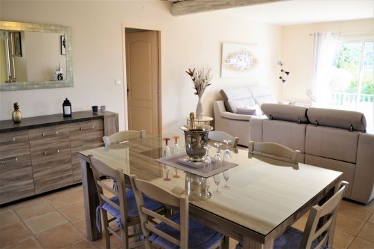 Gite in SAINT SATURNIN LES APT - Vacation, holiday rental ad # 64048 Picture #4