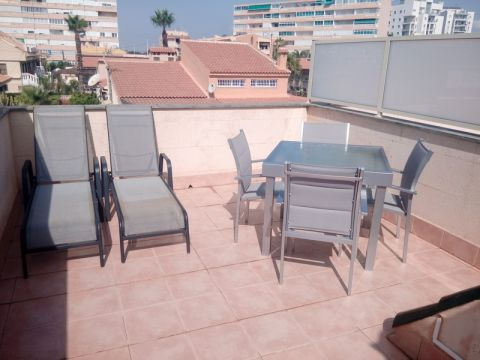 House in La mata for rent for  4 people - rental ad #64069