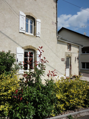 Gite Briaucourt - 4 people - holiday home  #64081
