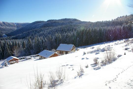 Gite Xonrupt Longemer - 27 personnes - location vacances  n°64108