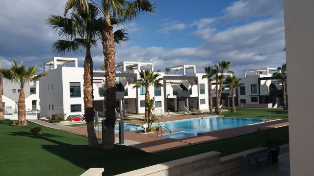 Flat in La Zénia - Vacation, holiday rental ad # 64115 Picture #0