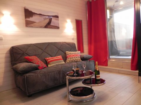 Studio in Super-Besse - Vacation, holiday rental ad # 64125 Picture #1