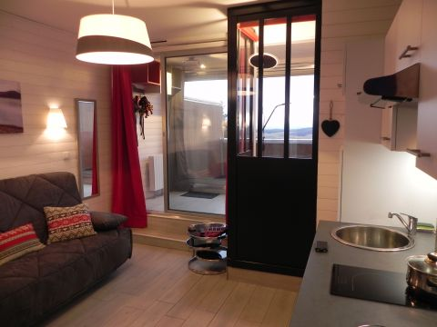 Studio in Super-Besse - Vacation, holiday rental ad # 64125 Picture #11