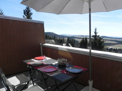 Studio in Super-Besse - Vacation, holiday rental ad # 64125 Picture #13