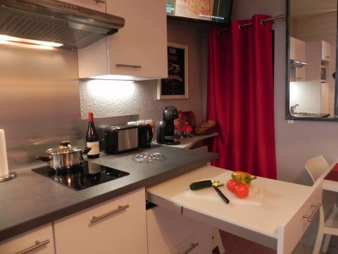 Studio in Super-Besse - Vacation, holiday rental ad # 64125 Picture #4