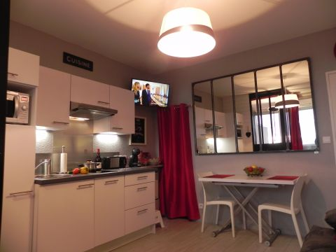 Studio in Super-Besse - Vacation, holiday rental ad # 64125 Picture #0