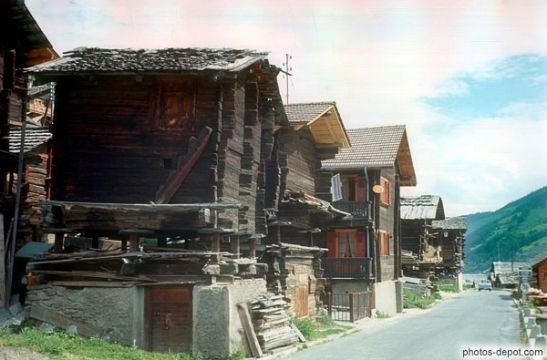 Chalet in Nax / Mont-Noble - Anzeige N°  64206 Foto N°16