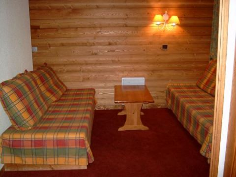 Flat in VALMOREL - Vacation, holiday rental ad # 64215 Picture #0