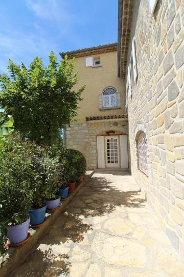 Gite in Villeneuve de Berg - Vacation, holiday rental ad # 64224 Picture #0
